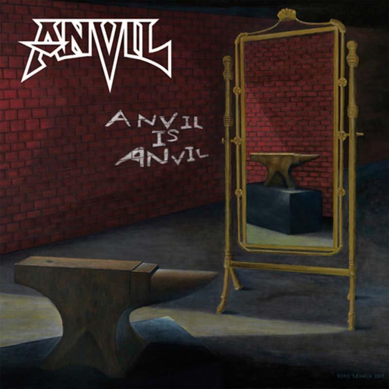 Critique d'album: Anvil – Anvil Is Anvil