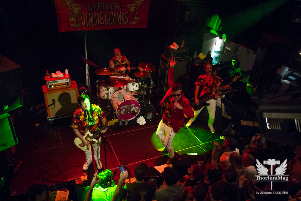 "<span class=""entry-title-primary"">Me First and the Gimme Gimmes + Masked Intruder</span> <span class=""entry-subtitle"">@ Connexion Live, Toulouse</span>"