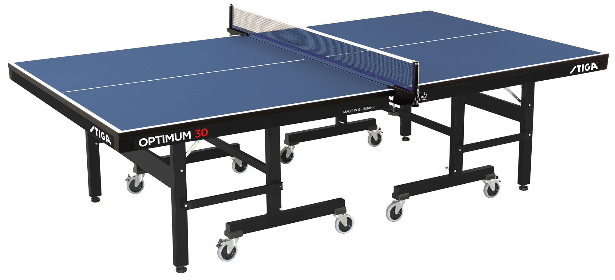 Solde Table De Ping Pong Thorntons Table Tennistable Tennis Table Stiga Optimum