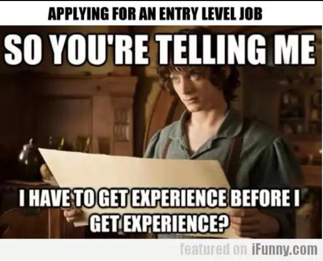 The Internship Should I settle for an unpaid internship? Those