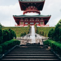 A Break from the Crowds in Narita City, and One of Japan's Best Kept Tourist Secrets