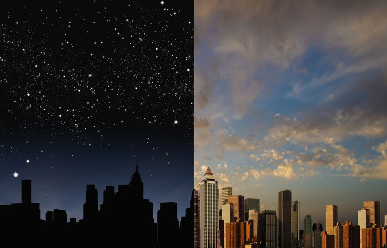 Night And Day The Diurnal Cycle And How It Affects Daily Temperatures
