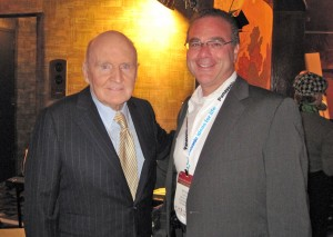 Peter Winick and Jack Welch