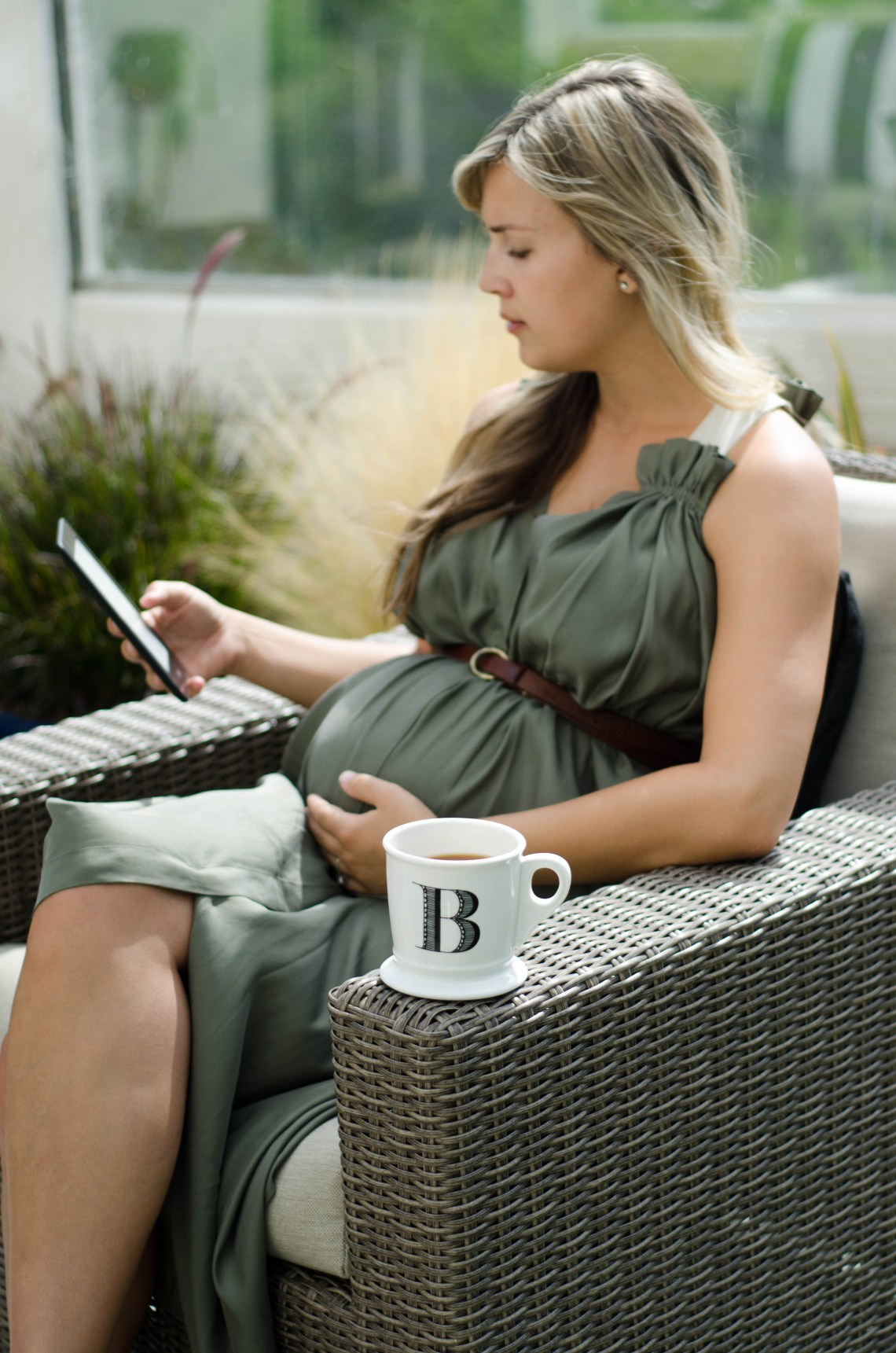 BUMP STYLE :: Backyard Reading   Thoughts By Natalie #hatchcollection
