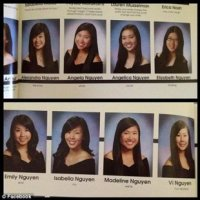 Eight California High School Seniors Pull A Prank In Yearbook Pictures