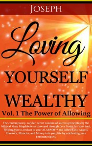 loving yourself wealthy