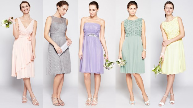 bhs bridesmaid dresses