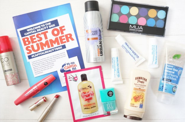 capital-fm-beauty-box-review