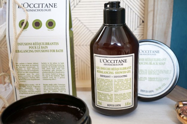 L'Occitane-Aromachologie-rebalancing-shower-gel