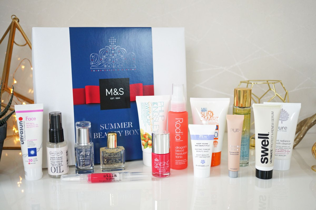 Bargain Alert! The M&S Summer Beauty Box is coming very soon!