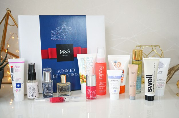 M&S-Summer-Beauty-Box-review