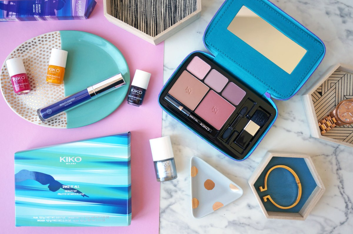 Kiko Limited Edition Beauty Games Collection