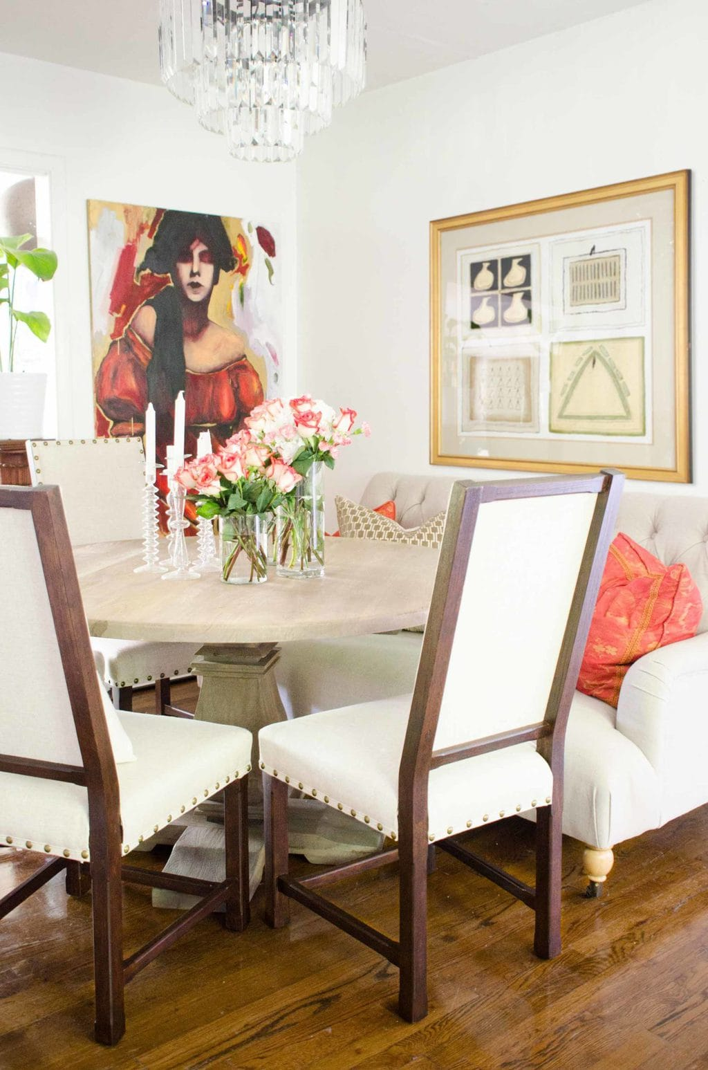 Dining Room Makeover Home Decorators Collection Dining Room Makeover Thou Swell