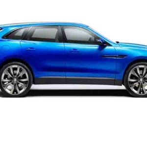 2017 Jaguar F Pace Crossover Fully Revealed