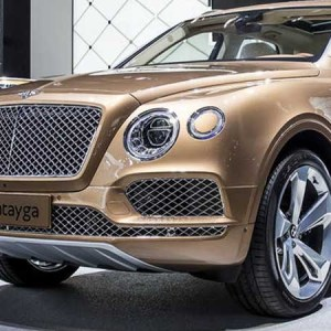 Bentley Bentayga First Year Production Cars Sold Out