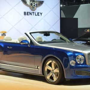 Facelifted Bentley Mulsanne To Show Off At Geneva Show Next Year