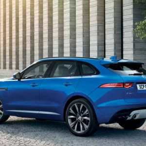 Jaguar F Pace Makes Its Entry Into Luxury Crossover Segment