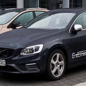 Next Generation Volvo S60 To Be Built In U.S.