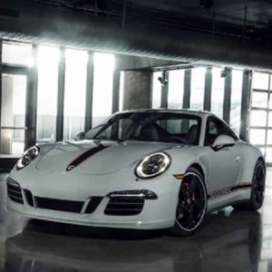 Porsche All Set To Unveil 911 Carrera GTS Rennsport Reunion Edition