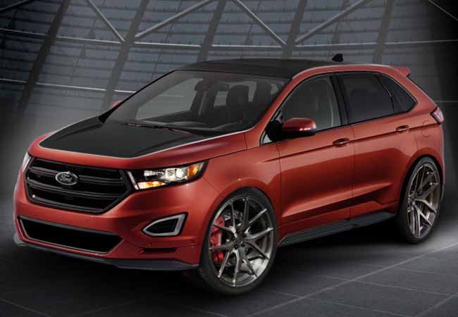 Ford Edge Sport Will Be Going To The SEMA Show