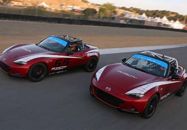 New Mazda MX-5 Miata Cup Comes At $53,000