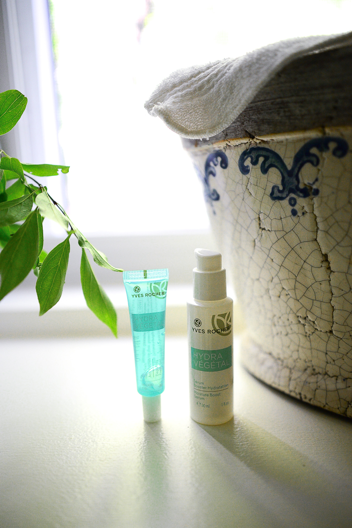 Yves Rocher Skin Care Routine