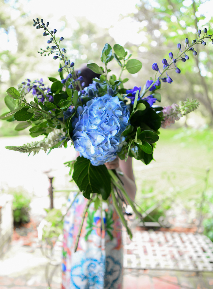 A List of Blue Flowers