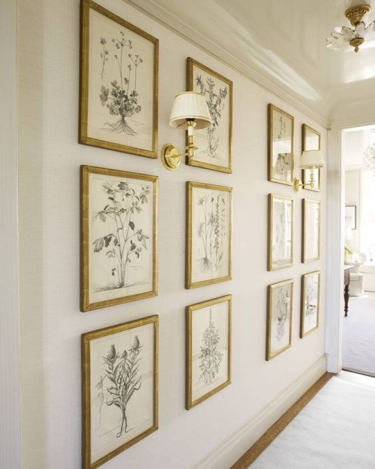 Hallway Makeover Plans - Inspiration from Veranda Magazine