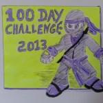 day 1 - 100 days challenge