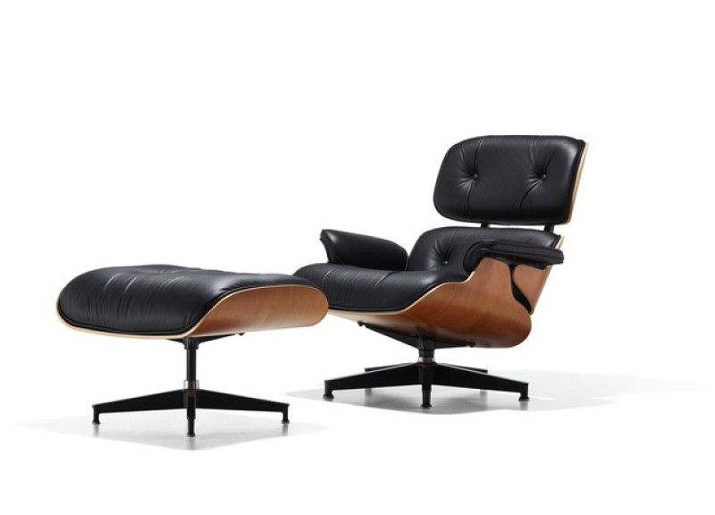 James Eames Lounge Chair Herman Miller Eames Lounge Chair | Three Chairs