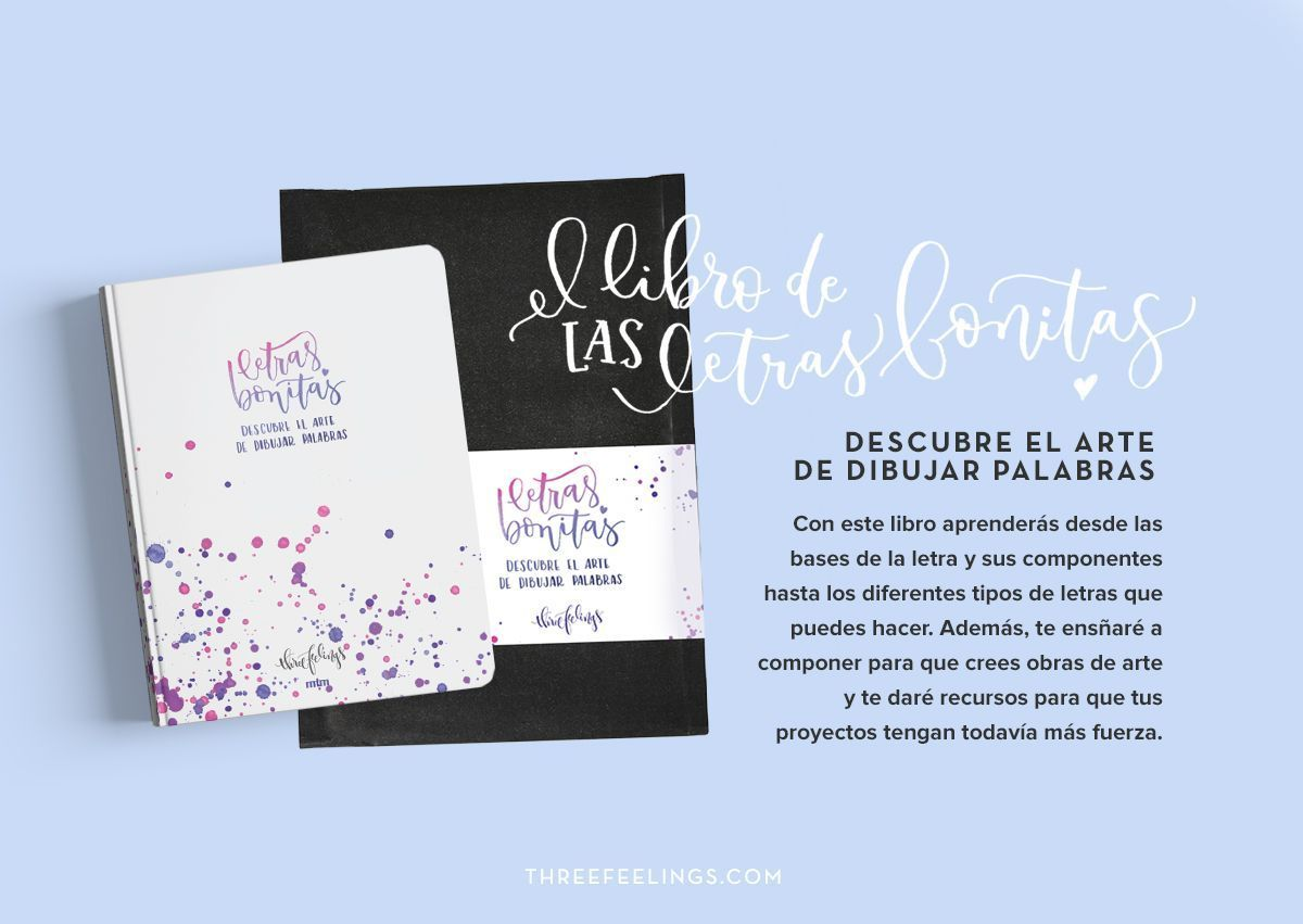 Bases Para Escribir Un Libro Libro Quotletras Bonitas Quot Three Feelings