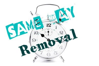 same day junk car removal