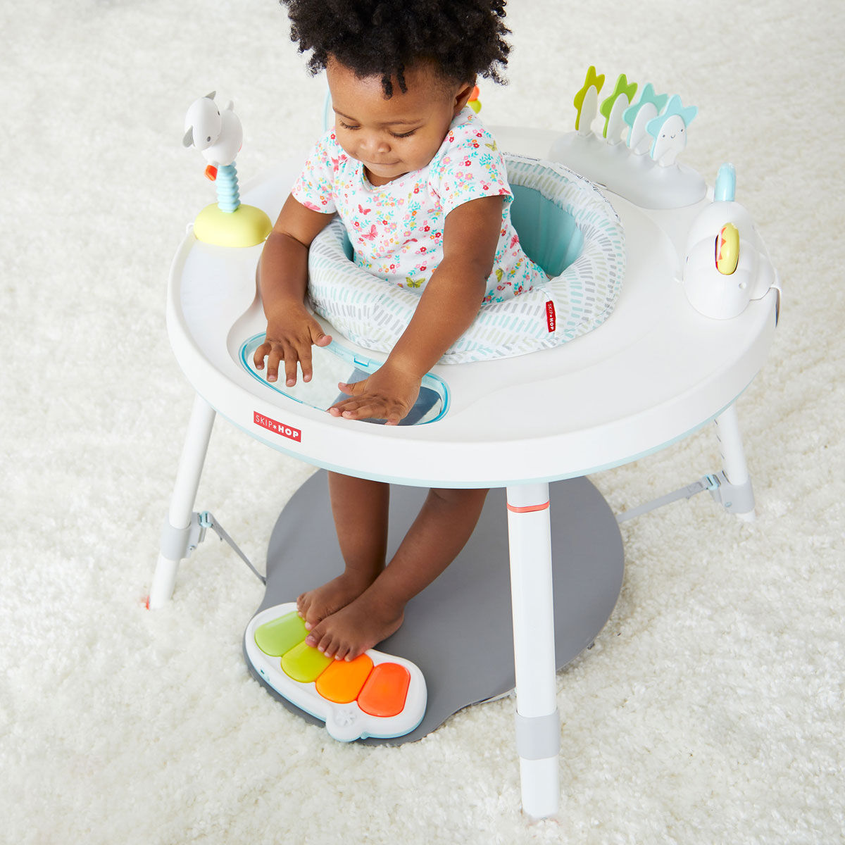 Baby Activity Center Skip Hop Silver Lining Cloud Baby S View Activity Center