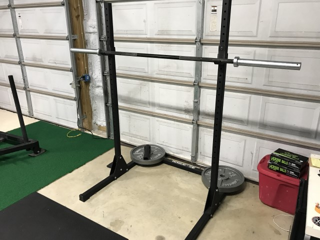 My Garage Gym More About It Than You Ever Wanted To Know