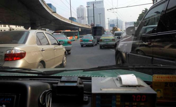 GuangzhouTaxi