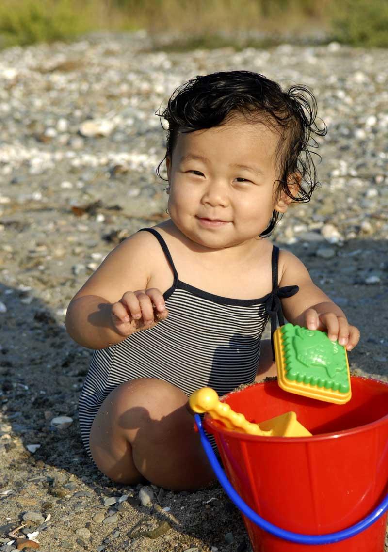 Li Li Beach Sand