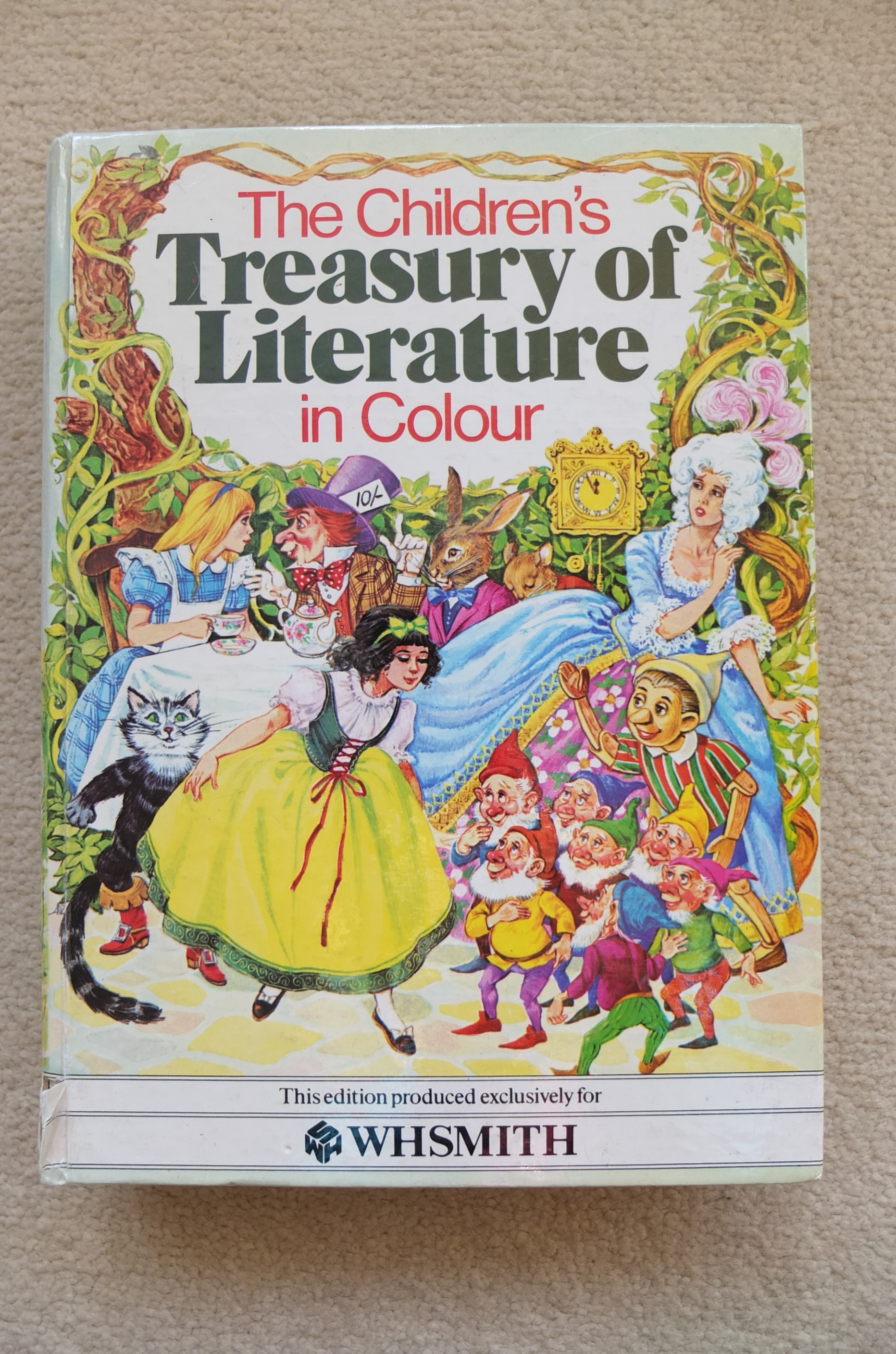1960s the treasury of children s literature in colour