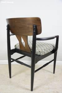 Mid-Century Modern Chair Makeover: PART 2