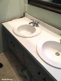 how to remove a bathroom vanity - 28 images - how to ...