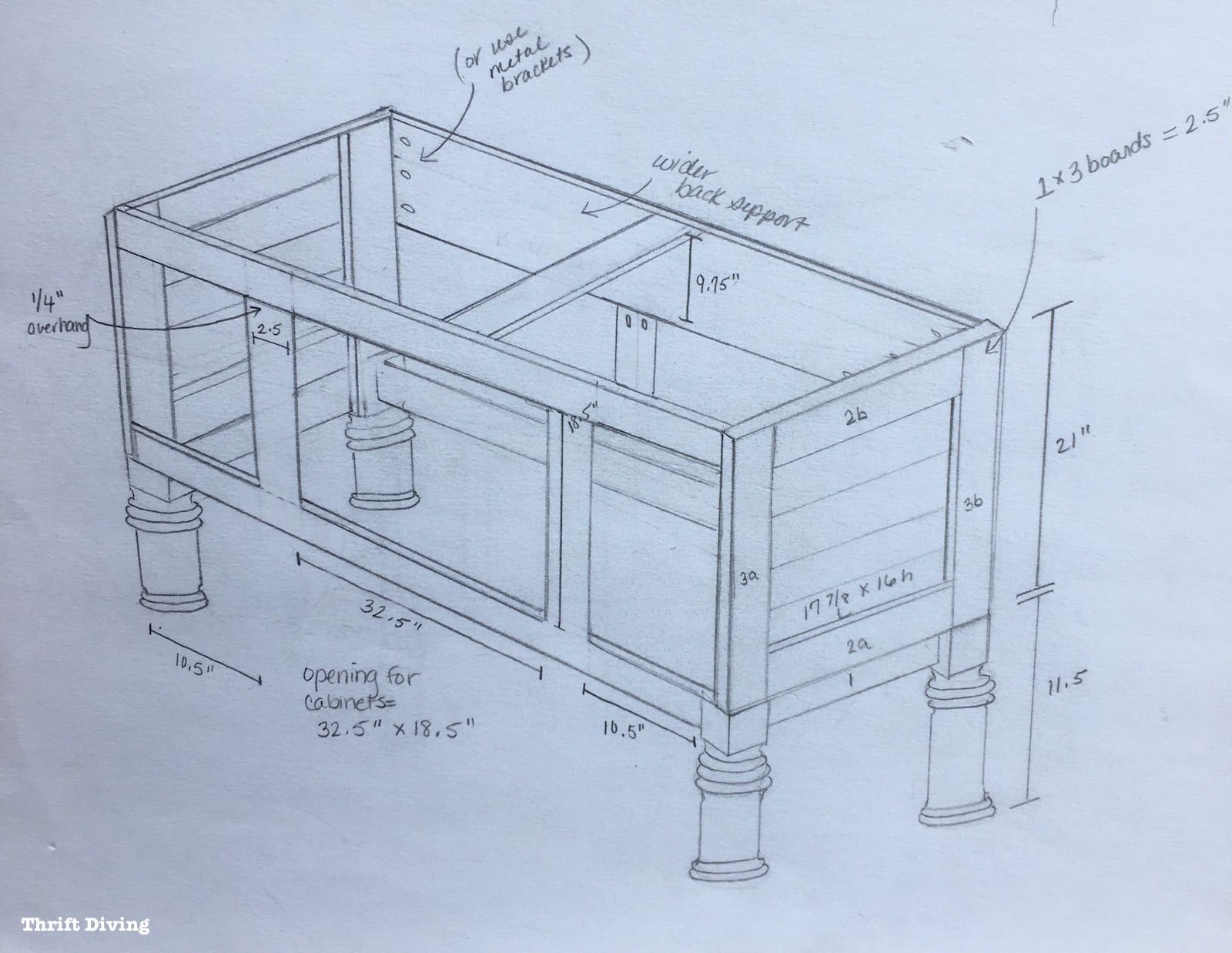 How To Make A Bathroom Vanity Cabinet Build A Diy Bathroom Vanity Part 3 Creating The Partitions