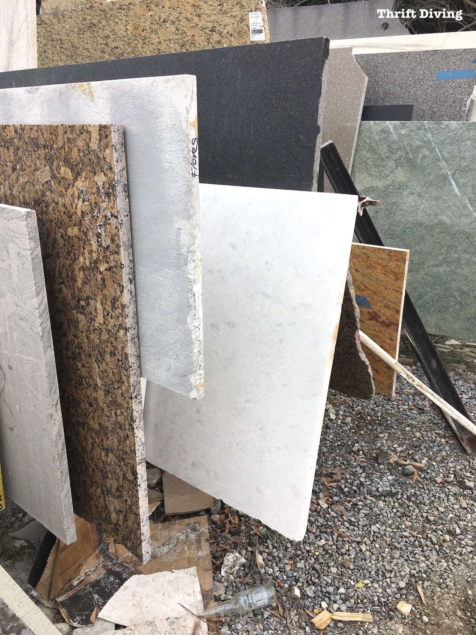 Build A Diy Bathroom Vanity Part 6 Adding A Granite Vanity Top