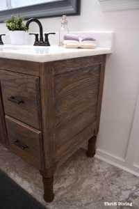 Building A Bathroom Vanity - Frasesdeconquista.com