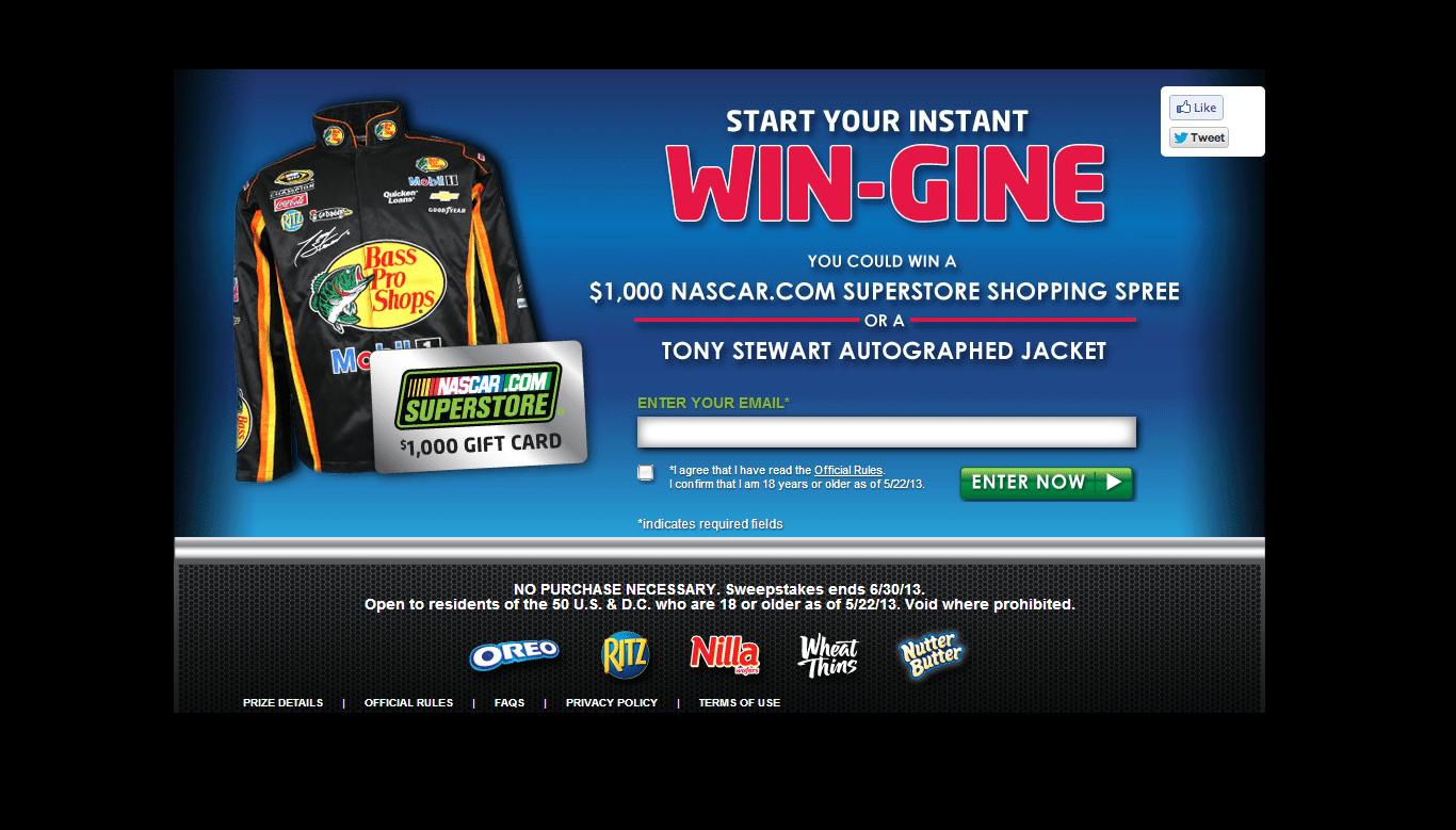 All NASCAR Video Games
