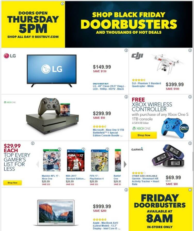 Beste Black Friday Deals Best Buy Black Friday Ad For 2016 | Thrifty Momma Ramblings