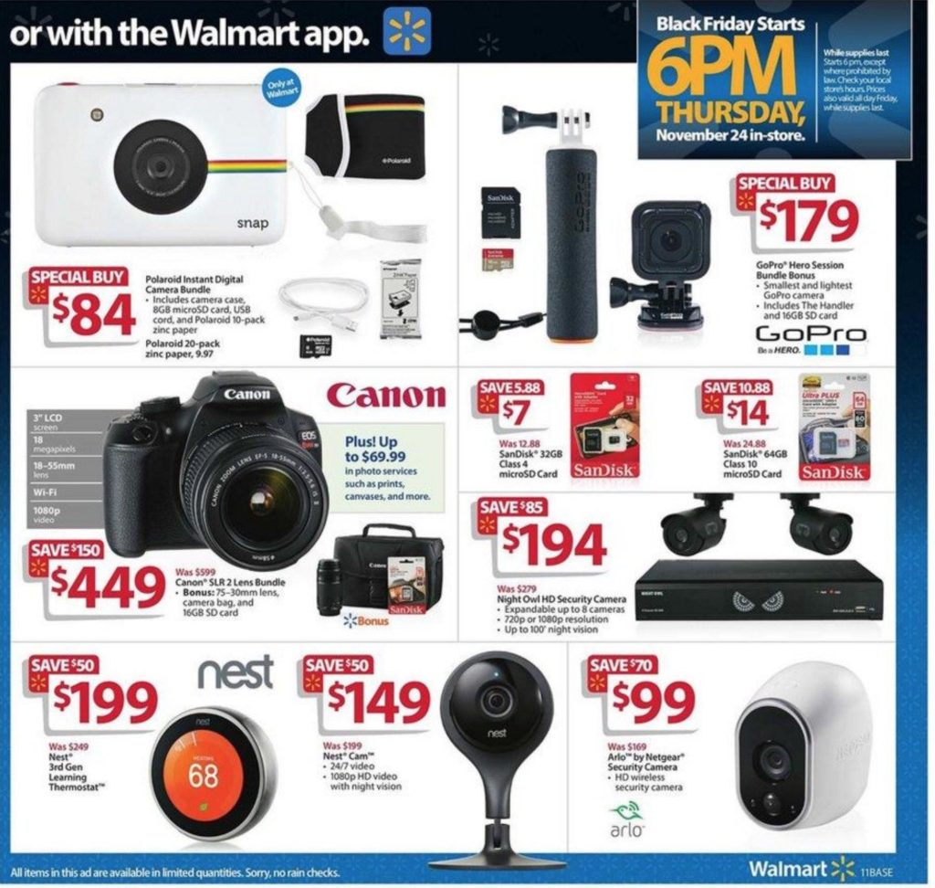 Black Friday 2016 Usa Canon Deals Black Friday 2018 Wcco Dining Out Deals