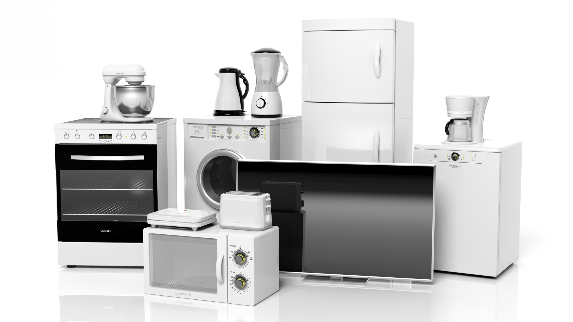 Cheap Kitchen Appliances The Ultimate Guide To Buying Cheap Kitchen Appliances Thrifty