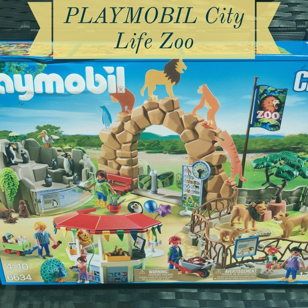 Playmobil City Life Küche Müller Playmobil City Life Zoo Imagination Station Thrifty