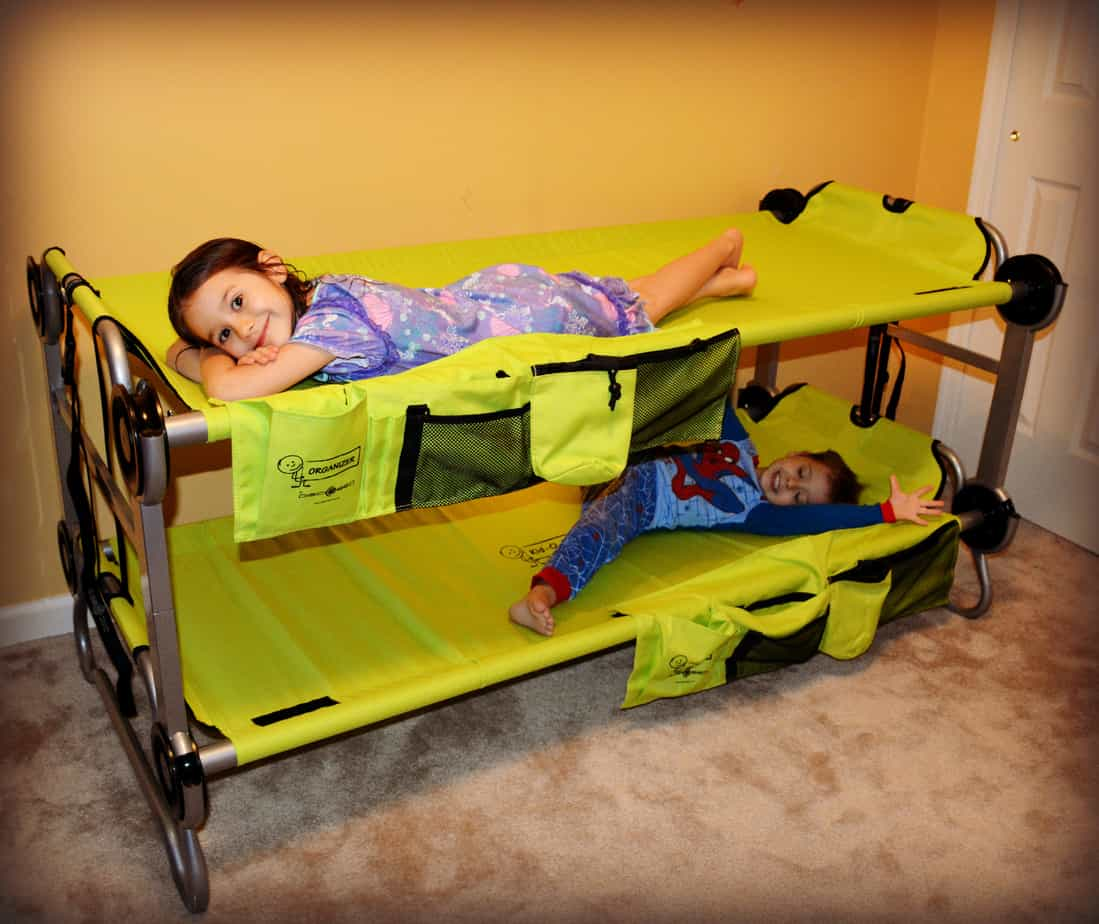 Kid-O-Bunk -- Changing the Way You Travel With Kids!