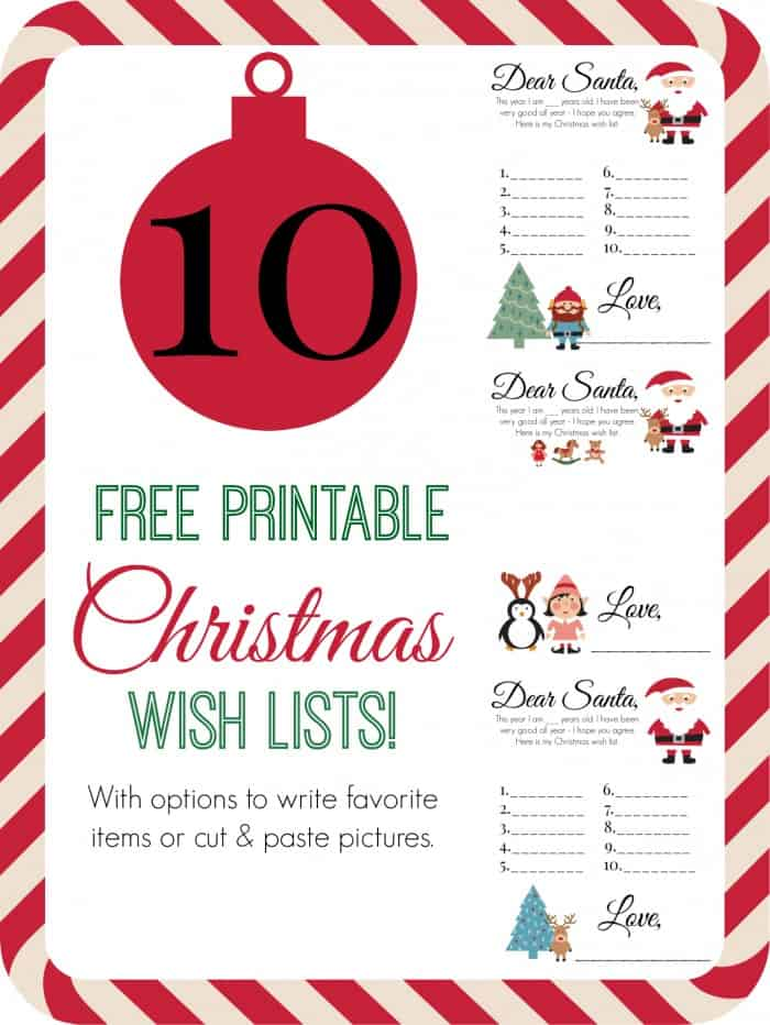 Graco Travel System Youtube Free Printable Christmas Wish Lists Thrifty Nifty Mommy