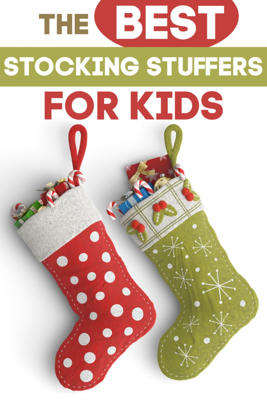 The Best Stocking Stuffers For Kids Thrifty Nifty Mommy